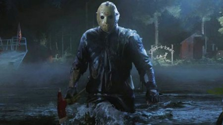Пятница 13-го: Игра / Friday the 13th: The Game (2017) экшен торрент PC