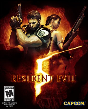 Resident Evil 5 Gold Edition (2015) экшен PC | RePack