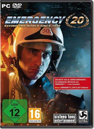 Emergency 20 (2017) симулятор на ПК | RePack