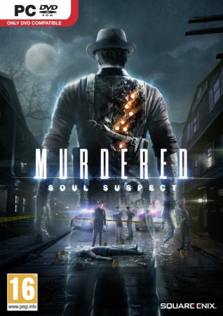 Murdered: Soul Suspect (2014) экшен на ПК | RePack