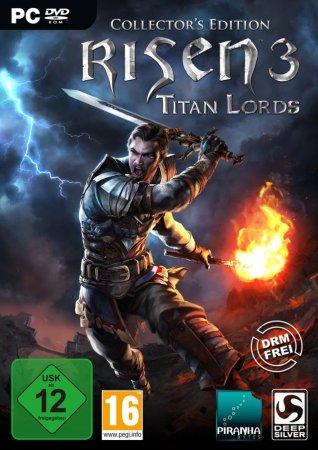 Risen 3 - Complete Edition (2014) рпг PC | Repack