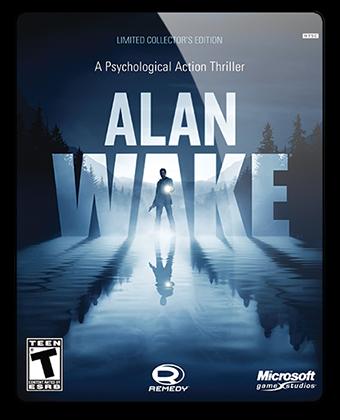 Скачать торрент Alan Wake (2012) PC | RePack