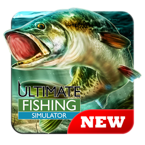 Ultimate Fishing Simulator  (2017) симулятор PC | RePack