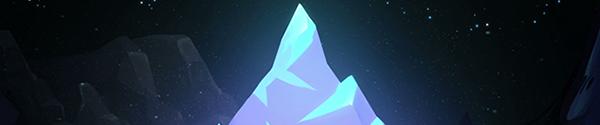 гора из игры Celeste 2018 года