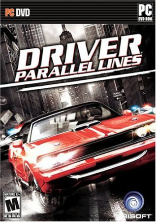 Driver Parallel Lines (2007) гонки PC | RePack