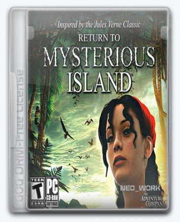 Возвращение на таинственный остров (2008) торрент РС