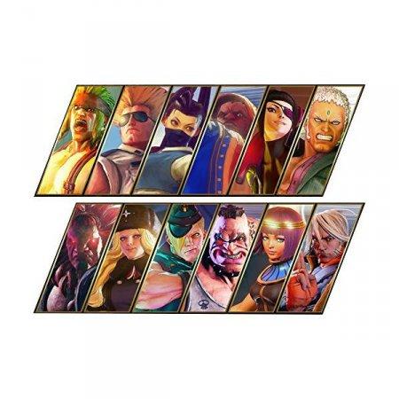 Street Fighter V бойцы