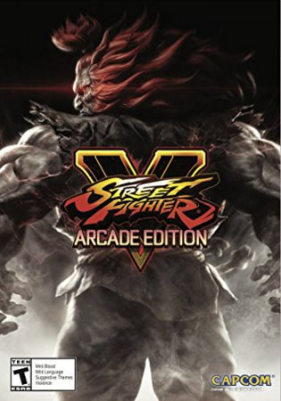 Street Fighter V: Arcade Edition (2016) файтинг PC
