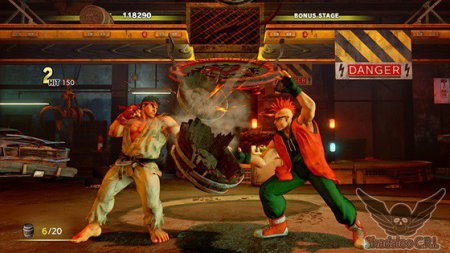 street fighter v arcade edition deluxe qoob repack