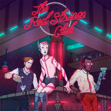 The Red Strings Club (2018) PC