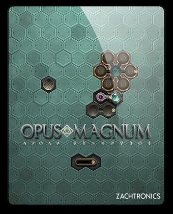 Opus Magnum  2017 PC