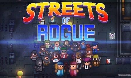 Streets of Rogue  торрент  PC