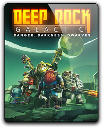 Пещерная Галактика /  Deep Rock Galactic  PC