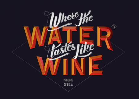Where the Water Tastes Like Wine / Где Вода на вкус как Вино