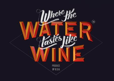 Where the Water Tastes Like Wine / Где Вода на вкус как Вино