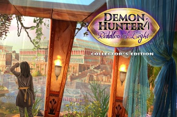Охотник на демонов 4: Тайны Древнего Египта / Demon Hunter 4: Riddles of Light CE торрент