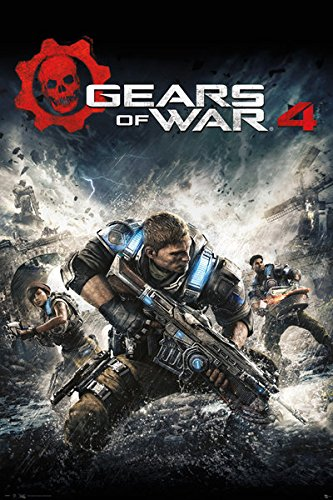 Gears of War 4  торрент PC