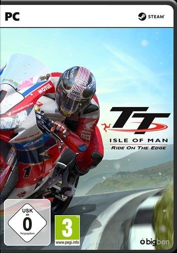 Скачать TT Isle of Man (2018) торернт PC