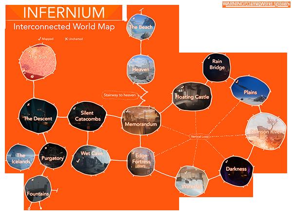 Карта Infernium скачать