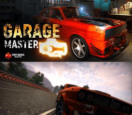 Garage Master 2018 / Автомастер 2018
