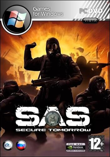 SAS: Secure Tomorrow  / Спецназ: Спасти Будущее