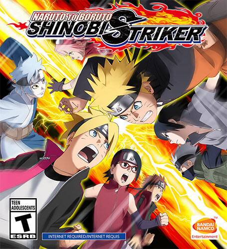 Скачать Naruto to Boruto: Shinobi Striker