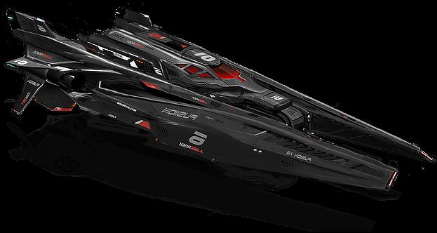Корабли в игре Formula Fusion
