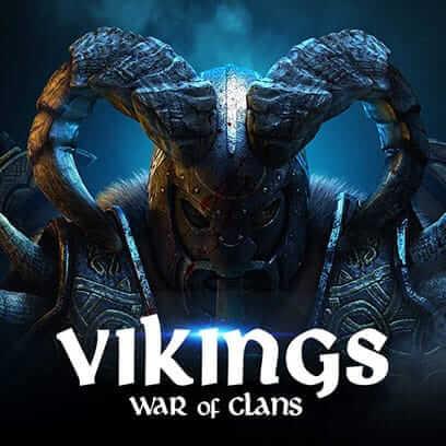 Viking War of Clans / Викинги Война Кланов PC ANDROID IOS