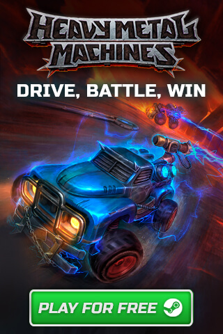 Heavy Metal Machines бесплатно
