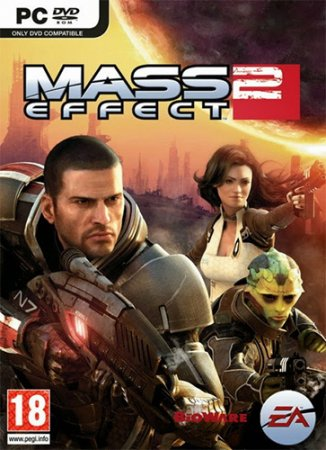 Mass Effect 2: Digital Deluxe Edition