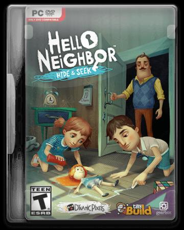 Привет Сосед: Прятки / Hello Neighbor: Hide and Seek