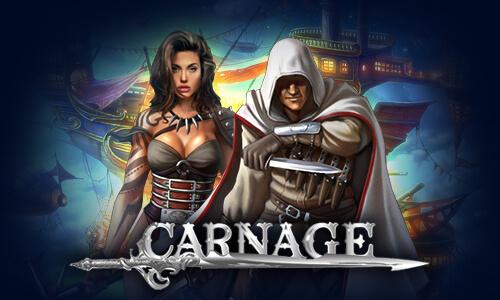 Карнаж игра /  Carnage