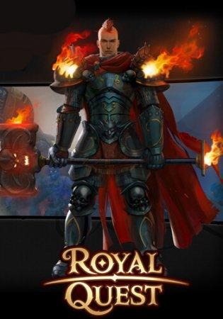 Royal Quest: Эпоха мифов (2012) Online-only скачать игры экшен через торрент