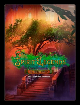 Легенды духов: Лесной призрак / Spirit Legends: The Forest Wraith (2018) PC