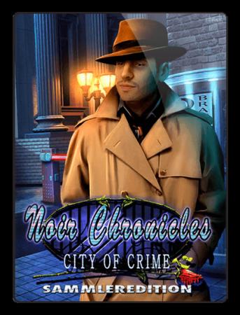 Мрачные Хроники: Город Грехов / Noir Chronicles: City of Crime (2018) PC