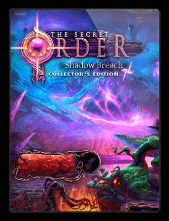 Тайный Орден 7: Сумрачное зияние / The Secret Order 7: Shadow Breach (2019) PC