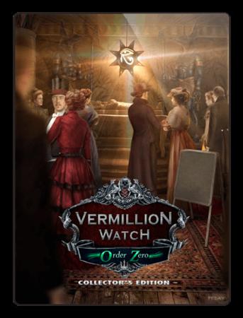 Алый Дозор 3: Орден Зеро / Vermillion Watch 3: Order Zero (2017) PC