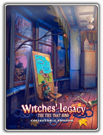 Наследие ведьм 4: Родственные узы / Witches Legacy 4: The Ties That Bind (2014) PC