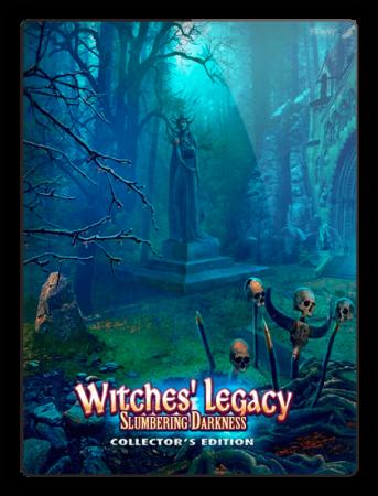Наследие ведьм 5: Дремлющая темнота / Witches Legacy 5: Slumbering Darkness (2015) PC