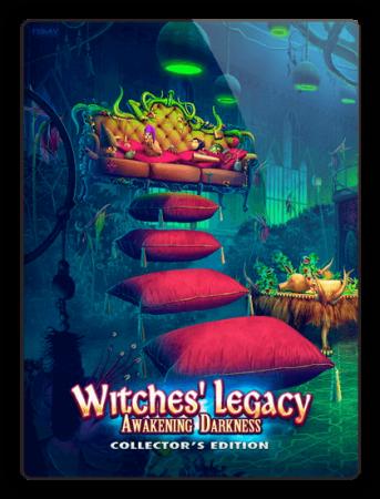 Наследие ведьм 7: Пробуждение Тьмы / Witches' Legacy 7: Awakening Darkness (2015) PC