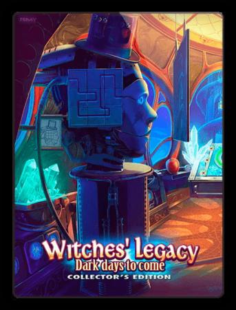 Наследие ведьм 8: Грядущие темные дни / Witches Legacy 8: Dark Days To Come (2016) PC