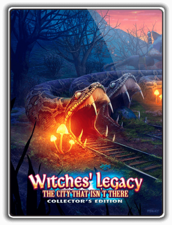 Наследие ведьм 9: Град Обреченный / Witches' Legacy 9: The City That Isn't There (2016) PC