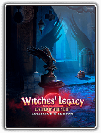 Наследие ведьм 10: Скрытые в ночи / Witches' Legacy 10: Covered By The Night (2017) PC