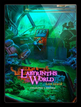 Лабиринты Мира 9: Затерянный остров / Labyrinths of the World 9: Lost Island (2019) PC