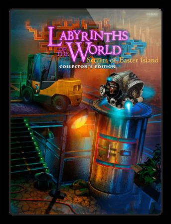 Лабиринты Мира 5: Тайны Острова Пасхи / Labyrinths Of The World 5: Secrets Of Easter Islan