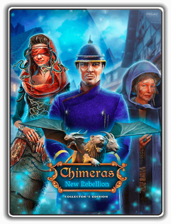 Химеры 7: Козни зла / Chimeras 7: New Rebellion (2018) PC