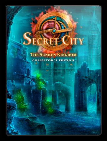 Тайный город 2: Затонувшее королевство / Secret City 2: The Sunken Kingdom (2019) PC