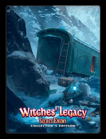 Наследие ведьм 12: Тайный враг / Witches Legacy 12: Secret Enemy (2018) PC