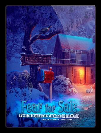 Страх на продажу 8: Дом на Черной речке / Fear for Sale 8: The House On Black River (2016) PC