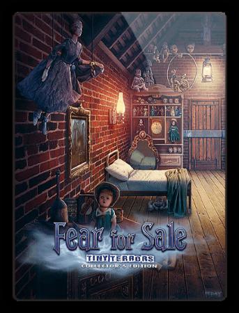 Страх на продажу 12: Кукольный террор / Fear For Sale 12: Tiny Terrors (2018) PC